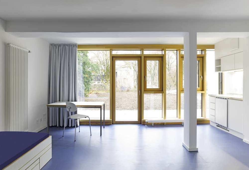 modernisierung und umbau familienh user studentenstadt m nchen architekturb ro christoph maas. Black Bedroom Furniture Sets. Home Design Ideas